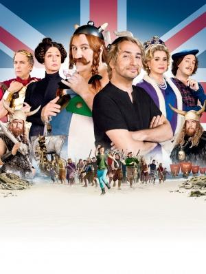 Asterix & Obelix - Im Auftrag Ihrer Majestät 3765x5000