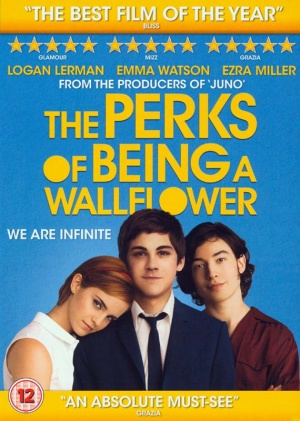 The Perks of Being a Wallflower 570x800