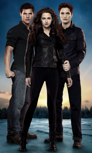 The Twilight Saga: Breaking Dawn - Part 2 Key art
