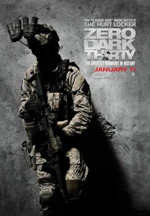 Zero Dark Thirty 500x722