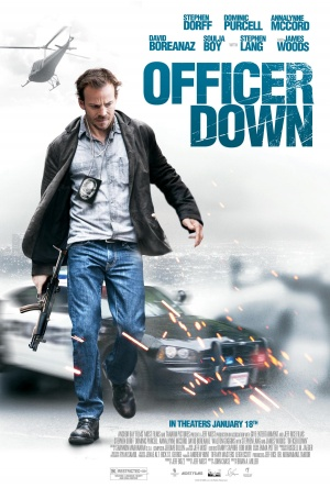 Officer Down 1500x2222