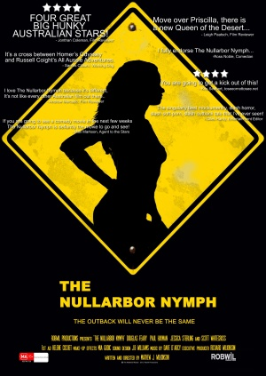 The Nullarbor Nymph Poster
