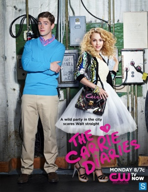 The Carrie Diaries 2550x3300