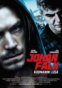 Johan Falk: Kodnamn: Lisa poster