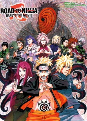 Road to Ninja: Naruto the Movie 936x1300