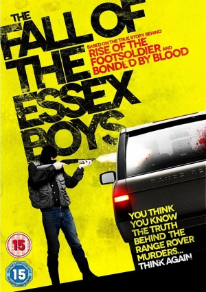 The Fall of the Essex Boys Cover