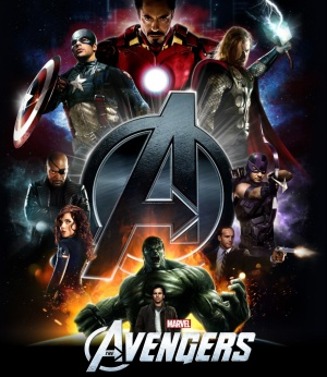The Avengers 1525x1760