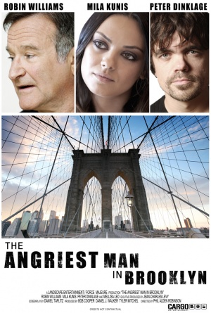 The Angriest Man in Brooklyn 691x1024