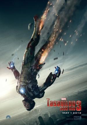 Iron Man Three 750x1071