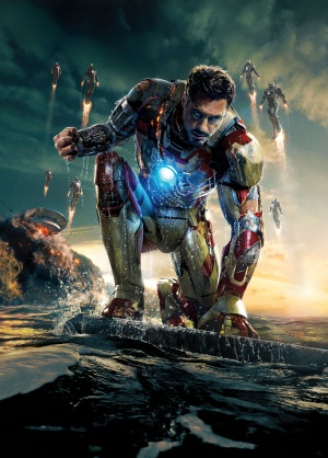Iron Man 3 Key art