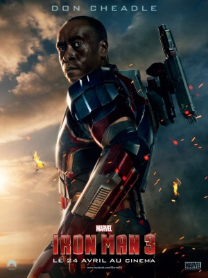 Iron Man Three 825x1100