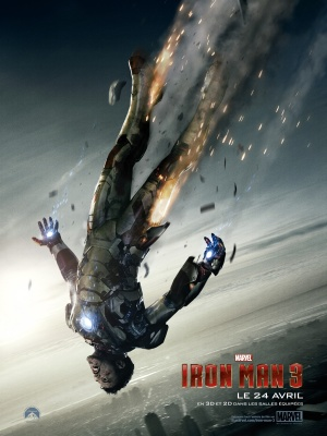 Iron Man Three 3750x5000