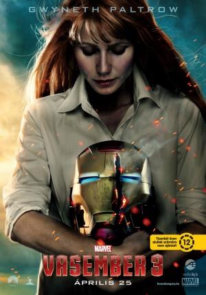 Iron Man Three 620x886