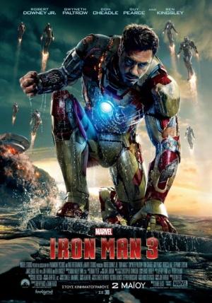 Iron Man Three 420x600