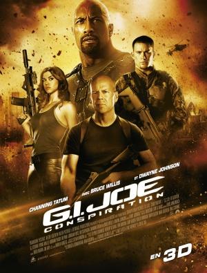 G.I. Joe: Retaliation 3800x5000