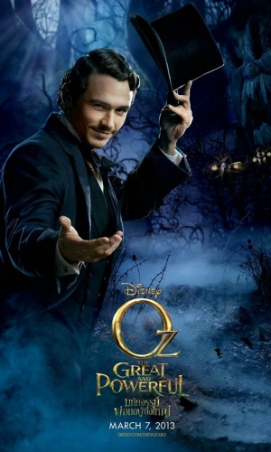 Oz the Great and Powerful 709x1181