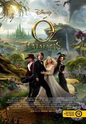 Oz the Great and Powerful 1874x2701