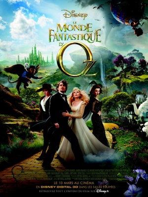 Oz the Great and Powerful 1340x1787