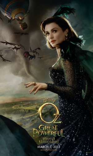 Oz the Great and Powerful 708x1180