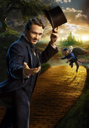 Oz the Great and Powerful 3491x5000