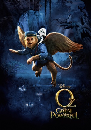 Oz the Great and Powerful 3501x5000