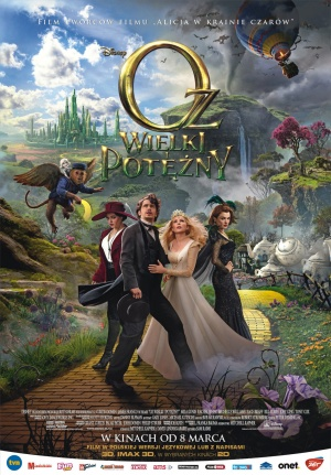 Oz the Great and Powerful 1044x1500