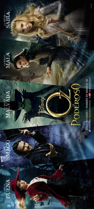 Oz the Great and Powerful 1800x4000
