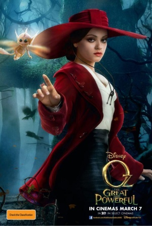Oz the Great and Powerful 608x900