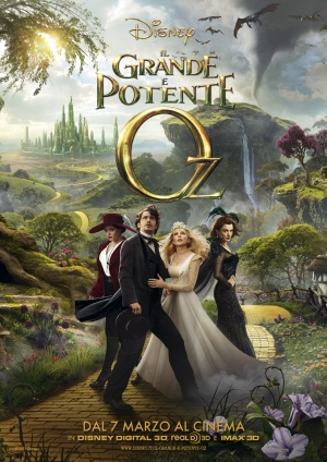 Oz the Great and Powerful 822x1162