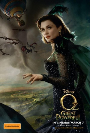 Oz the Great and Powerful 607x900