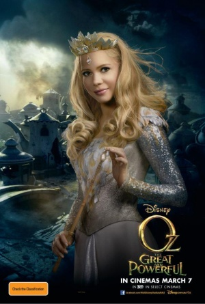 Oz the Great and Powerful 605x898