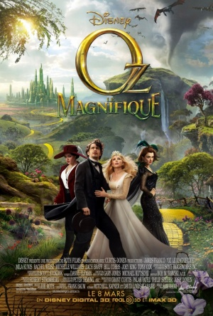 Oz the Great and Powerful 648x960