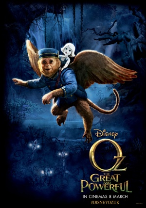 Oz the Great and Powerful 625x894