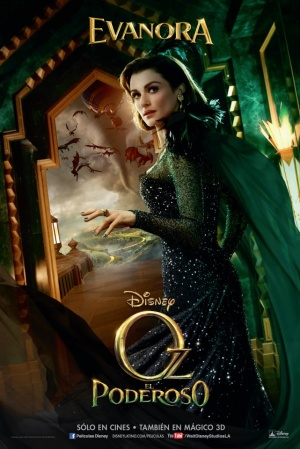 Oz the Great and Powerful 641x960