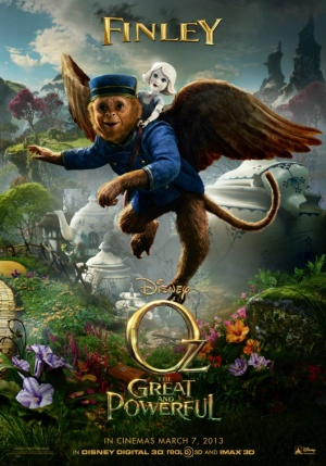 Oz the Great and Powerful 671x960