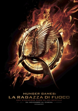 The Hunger Games: Catching Fire 3307x4724