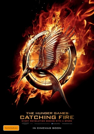The Hunger Games: Catching Fire 600x857