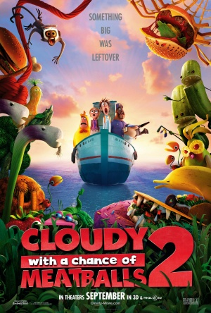 Cloudy with a Chance of Meatballs 2 3375x5000