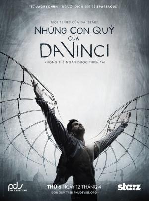 Da Vinci's Demons 700x943