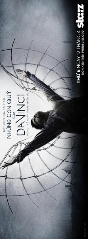 Da Vinci's Demons 315x848