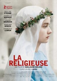 La religieuse poster