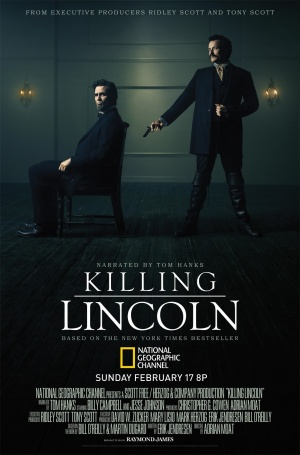 Killing Lincoln 989x1500