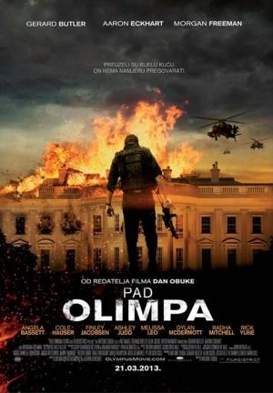 Olympus Has Fallen 492x708