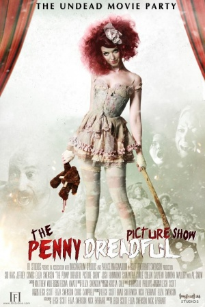 The Penny Dreadful Picture Show 639x955
