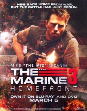 The Marine: Homefront Poster
