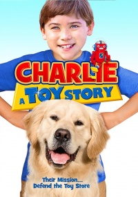 Charlie: A Toy Story poster