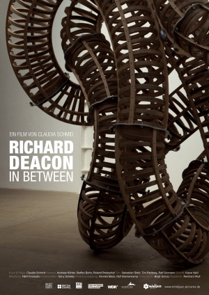 Richard Deacon: In Between Poster