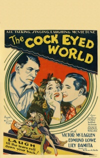 The Cock-Eyed World poster