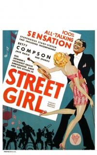 Street Girl poster
