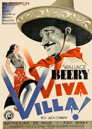 Viva Villa! 1198x1670